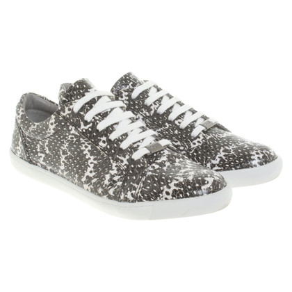 Karl Lagerfeld Lace-ups with print