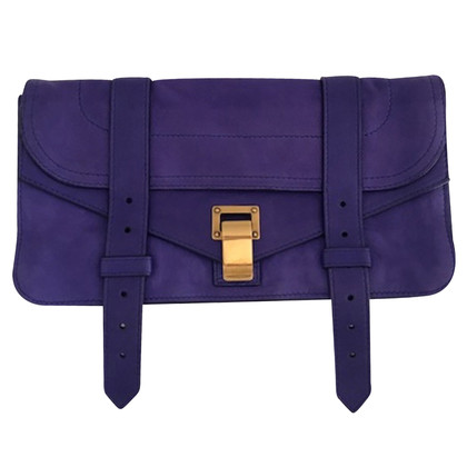 Proenza Schouler Purple Rain Ps1 Pouch