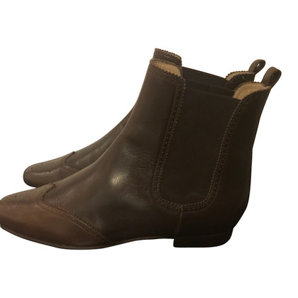 Unützer Ankle boots in brown
