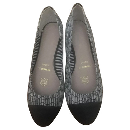 Missoni Missoni platte schoenen