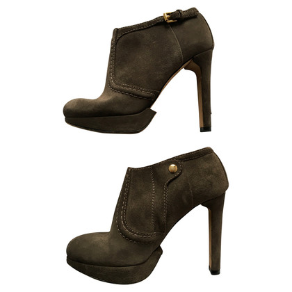 Hugo Boss Ankle Boots mit Plateau
