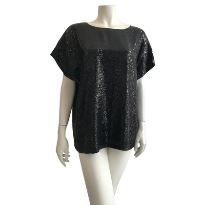 Michael Kors Top con paillettes