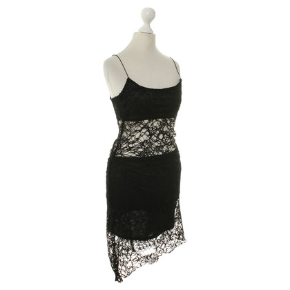 Gestuz Lace dress in black