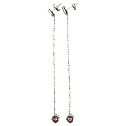 Calvin Klein diamanten oorbellen