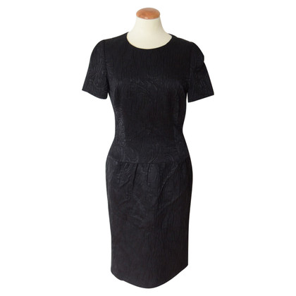 Rena Lange Etui Shift Kleid im Brokat Style