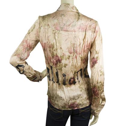 John Galliano blouse