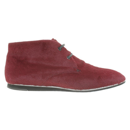 Tod's Lace-up shoes in Bordeaux