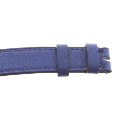 """Hermès Bracelet """"Cape Cod PM"""" in blue"""