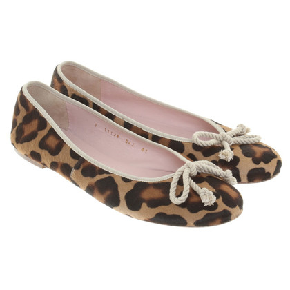 Pretty Ballerinas Ballerina's in Animal-Look