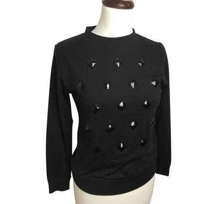 Piu & Piu Sweater black