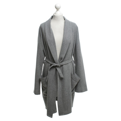 Drykorn Long coat in grey