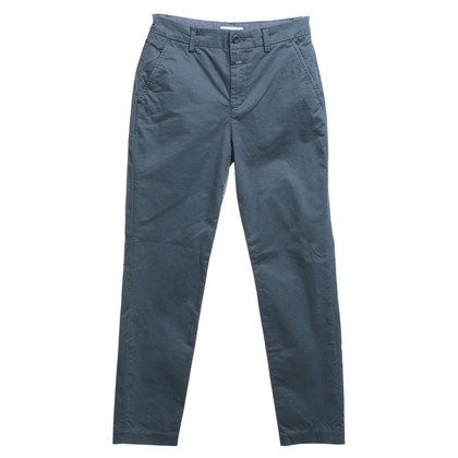 Closed trousers in blue