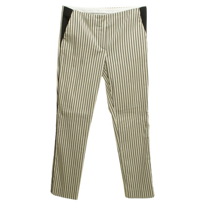 Sport Max trousers with stripes