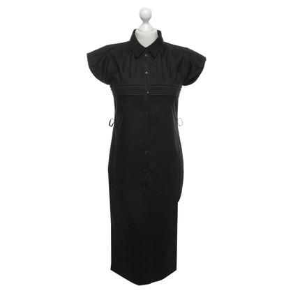 Hugo Boss Blouse dress with tuck