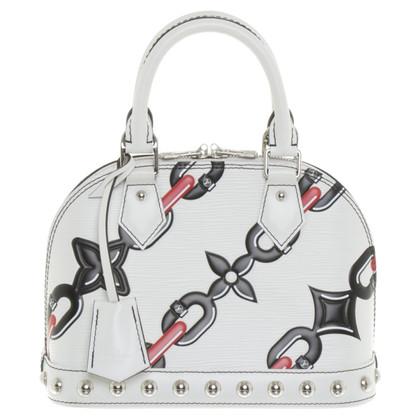 "Louis Vuitton ""Alma BB"" aus Epileder"