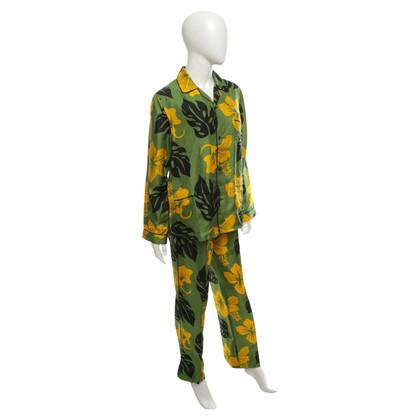 Prada Pyjama avec motif floral