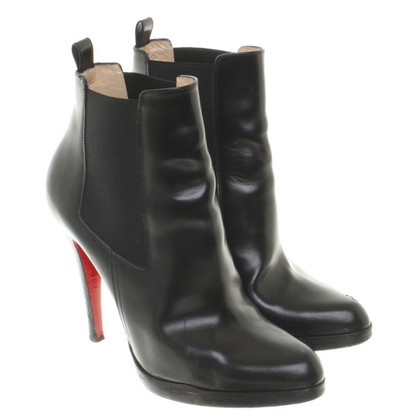 Christian Louboutin Stivali in Black