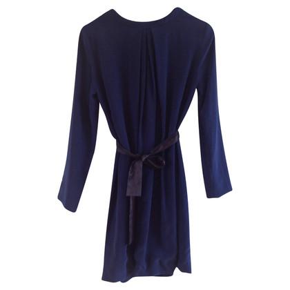 Chloé zijden jurk met riem