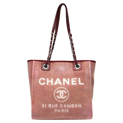 "Chanel ""Deauville Tote"""