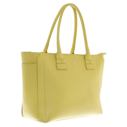 Furla Shopper gialla