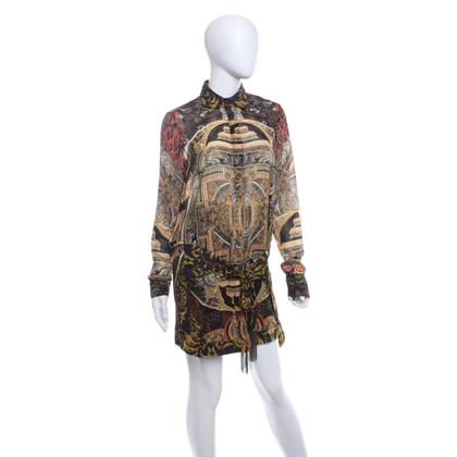 Just Cavalli Oversized blouse met patroon