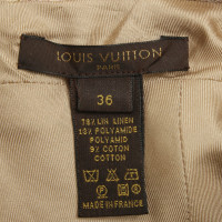 Louis Vuitton top with material mix