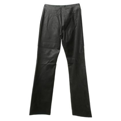 Joseph Strike pants leather