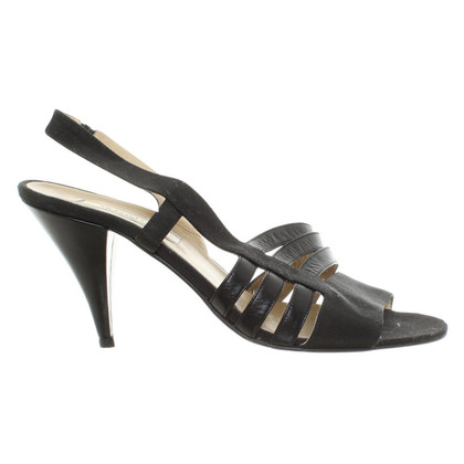 Gianni Versace pumps in zwart