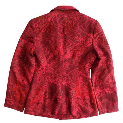 Kenzo Blazer in het rood