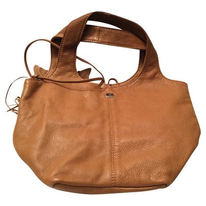 Ted Baker Lederhandtasche