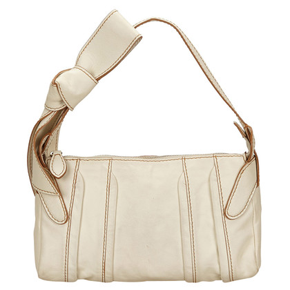 Valentino Valentino Leather Shoulder Bag