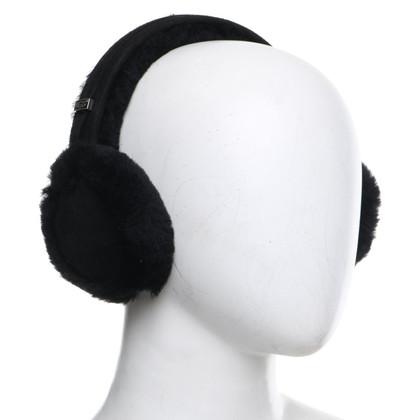 Ugg Earmuff in black