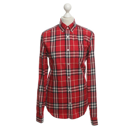 Burberry Blouse with checked pattern