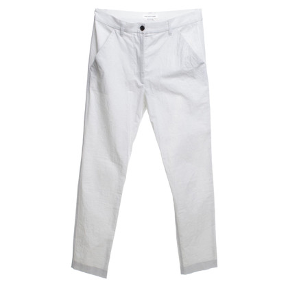 Isabel Marant Etoile Cotton pants in white