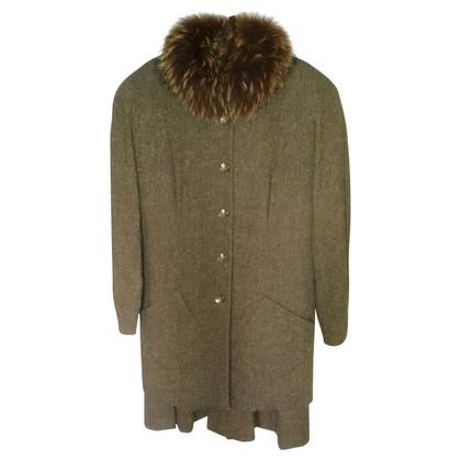 Givenchy Jurk met korte jas