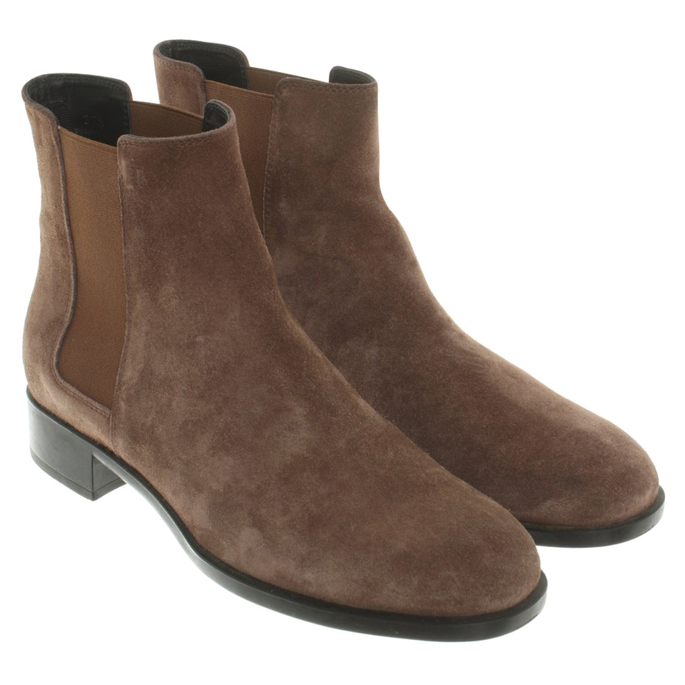 Tod's Stivali a Brown