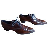 Miu Miu lace-up shoes