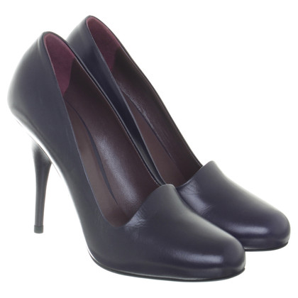 Miu Miu pumps in aubergine