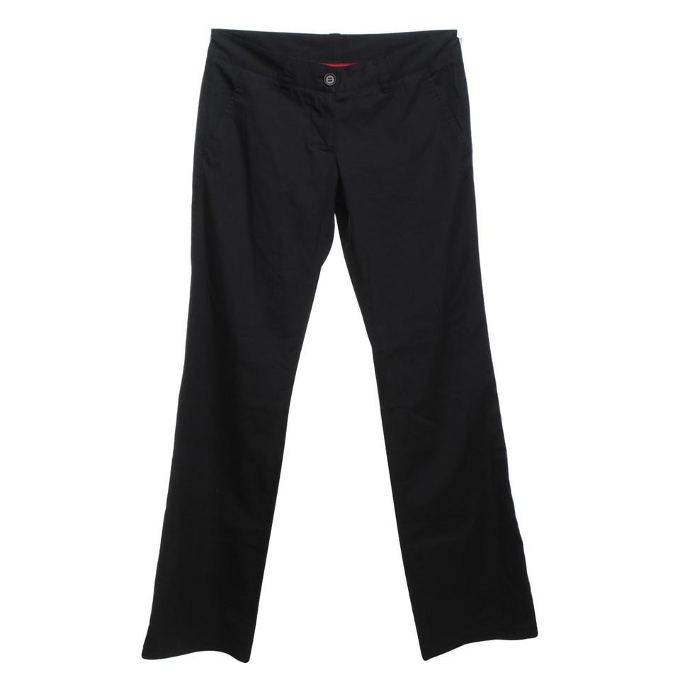 Prada pantaloni leggeri in nero compra prada pantaloni for Opzioni di rivestimenti leggeri