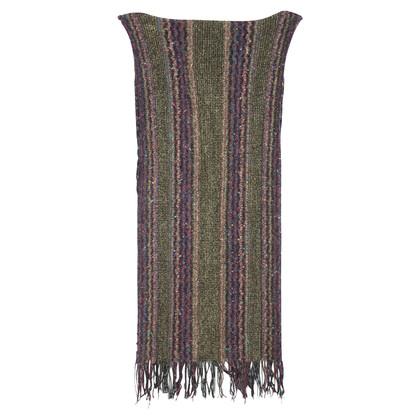 Missoni Sjaal met gestreept patroon