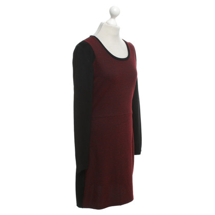 French Connection Dress in black / red