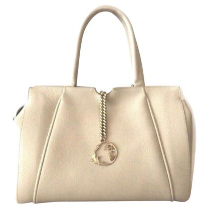 Versace Lederhandtasche