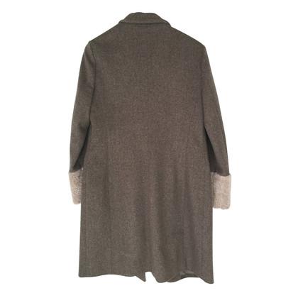 Fabiana Filippi Inverno cappotto lana/cachemire
