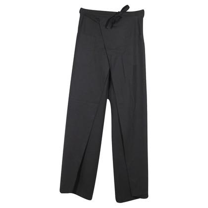 Philosophy di Alberta Ferretti Black Long Trouser
