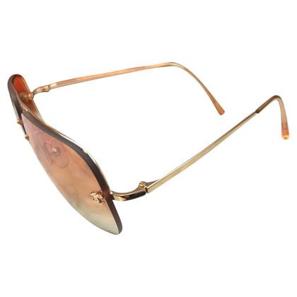 Chanel Chanel lunettes d'orange