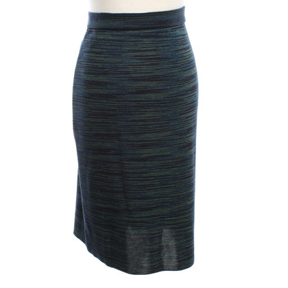 Missoni Rock in Navy / Groen / zwart