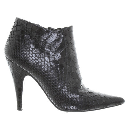 Pedro Garcia Ankle boots made of reptile leather