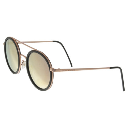 Armani Sunglasses in rose gold colors
