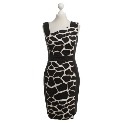 Karen Millen Kleid mit Animal-Design