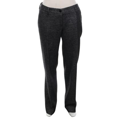 Dolce & Gabbana Pantaloni con motivo